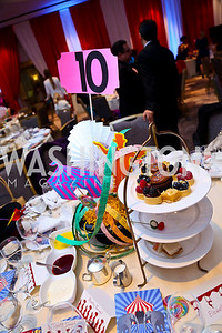 Photo by Tony Powell. 5th Annual Wacky and Whimsical Tea for THEARC. Ritz Carlton. March 9, 2014