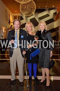 Charles Silverman, Monika Petter, Dr. Joyce Hagel-Silverman