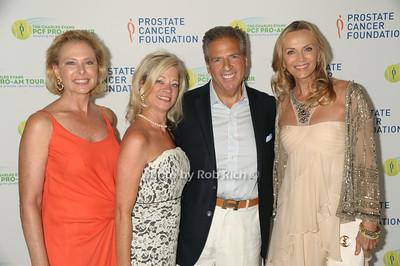 Pamela Morgan, Jennifer Myles, Glenn Myles, Bonnie Pfieffer Evans photo by Rob Rich/SocietyAllure.com © 2014 robwayne1@aol.com 516-676-3939