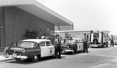Lakewood Sheriff's Station, 1959