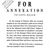 Annexation or Incorporation?