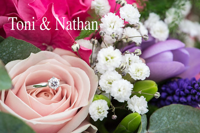 Toni & Nathan - Front Cover 1