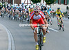 Katusha has finally raised the pace in the peloton...