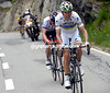 Rui Costa grasps the responsibility of being World Champion and drops Frank...