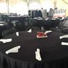Chalet dining set-up