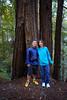 Shalimar and me at Mt. Tam.