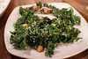 Shalimar and I had 8:30 reservations at Tiburon Tavern. Thanks Ly! Our Kale Salad.