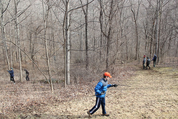 Conley Cabin Trail Work Weekend