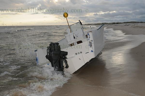USAF Target Boat- 13-8-22