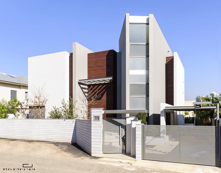 צילום אדריכלות: בית בהוד השרון. אדריכלות: אודי מנדלסון