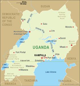 UG 150 Uganda
