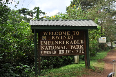 UG 180 Welcome to Bwindi