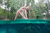 Stand Up Paddle Board Yoga - Underwater Photo by Pat Bonish