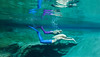 Blue Springs and the Mermaids - Photo by Pat Bonish, Bonish Photo