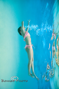 Learning to Breathe - Underwater Photography by Pat Bonish, Bonish Photo