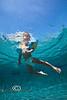 Jazper Swimming - Photo by Pat Bonish