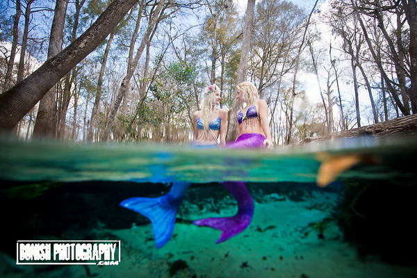 Oh the conversations mermaids must share - Photo by Pat Bonish, Bonish Photo