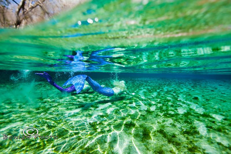 Chasing Mermaids - Photo by Pat Bonish