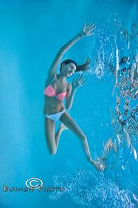Bikini Dreams - Underwater Photography by Pat Bonish, Bonish Photo