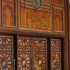 The door to the mosque