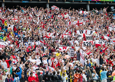 English fans