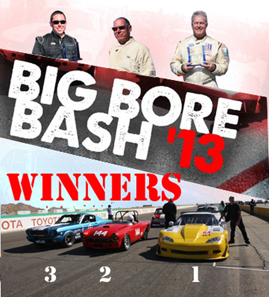 big bore winners