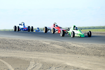 Group 1 Practices, Qualifying and Flag Races