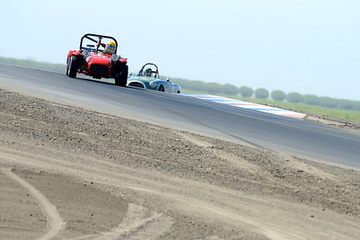 Group 4 Practice, Qualifying and Flag Race
