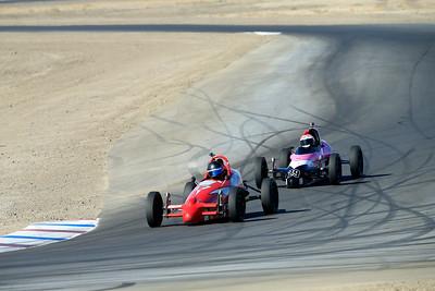 Saturday Formula V Race