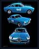 Blue Alfa Montage