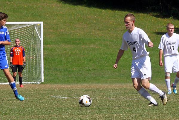 Varsity Soccer v EMHS