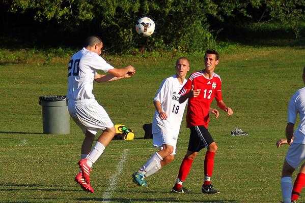 Varsity Soccer v North Cross School
