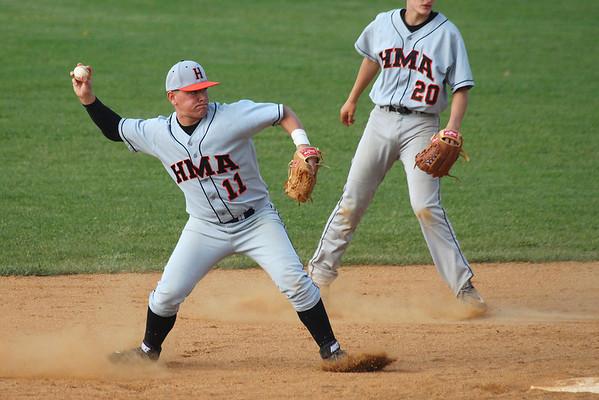 Varsity Baseball v Woodberry Forest School