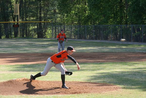 Varsity Baseball vs. Covenant