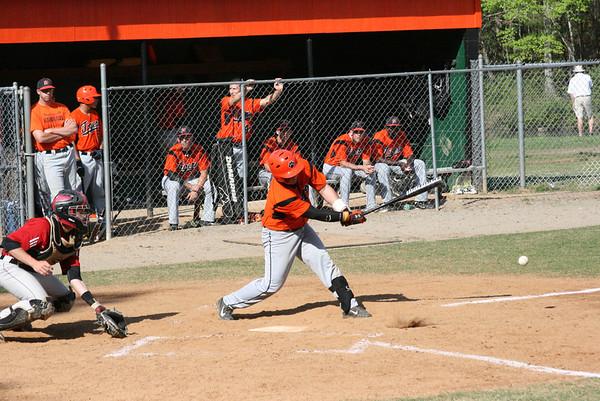 Varsity Baseball vs. North Cross