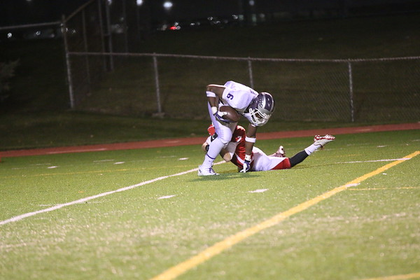 10/25/2013 vs. Downers Grove North