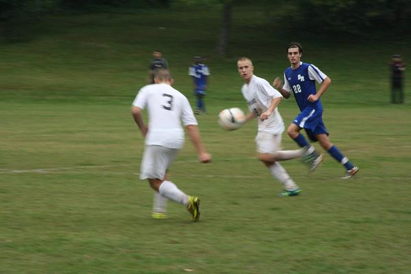 Varsity Soccer vs. Blue Ridge