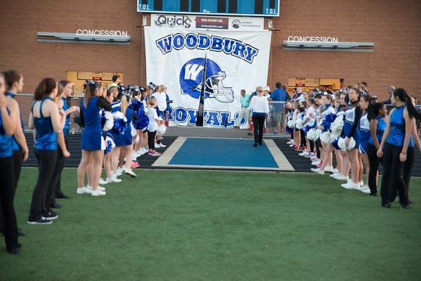 05 vs St. Thomas Academy 2014