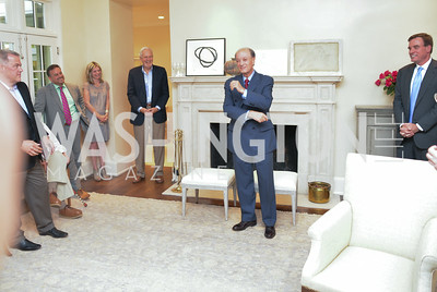 Mario Marino, A Celebration of Venture Philanthropy Partners at the home of Jack Davies and Kay Kendall, Wednesday June 18, 2014.  Photo by Ben Droz.