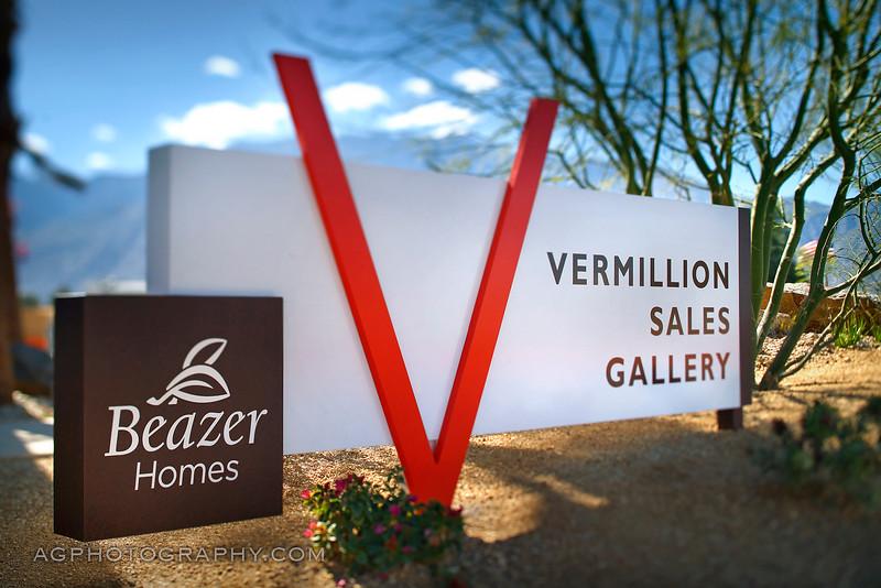 Vermillion Models at Escena, Palm Springs, CA, 3/10/15.