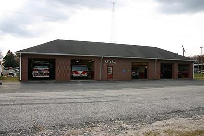 Richmond County Volunteer Fire Department, Warsaw Virginia.