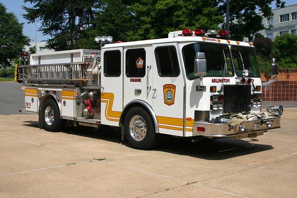 Reserve Engine 113, a 1998 E-One Cyclone, 1250/750, sn- 19304.  ex - Engine 103.