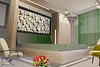 Murphy bed style: THINK GREEN