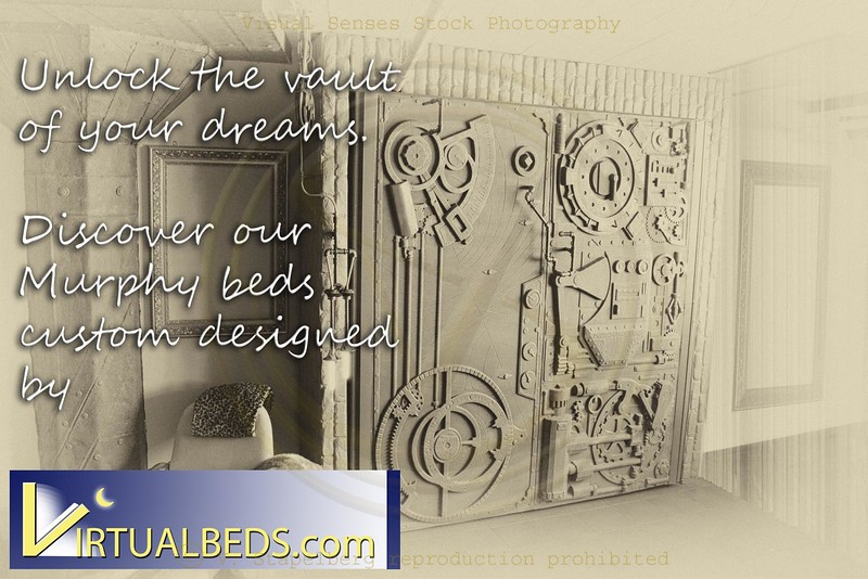 """Virtualbeds invites you to discover our custom designed <br /> Murphy beds.<br /> See them here and then visit us at <a href=""""http://www.virtualbeds.com"""">http://www.virtualbeds.com</a>"""