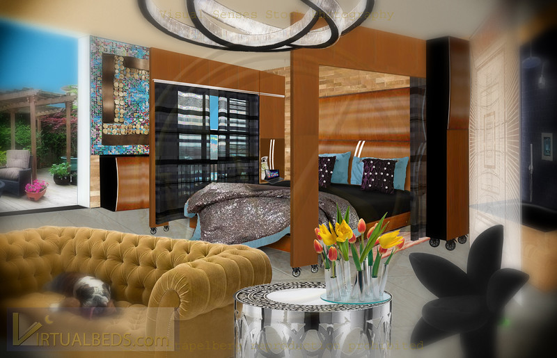 Murphy bed style: EMBRACE