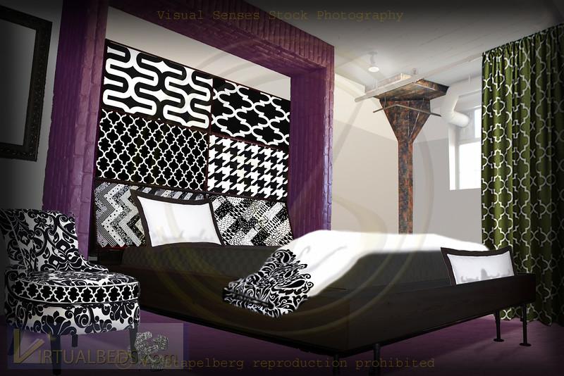 Murphy bed style: MIX & MATCH