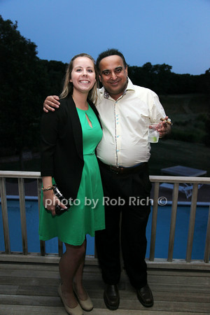 Stephanie Riley, Raj Pamani