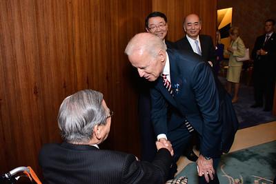 Yoshiomi Tamai; Joe Biden