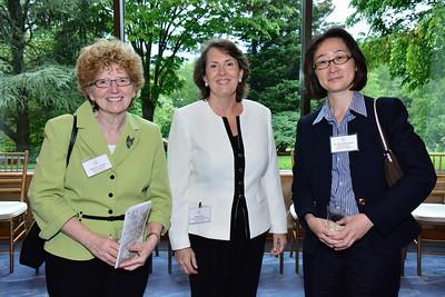 Barbara Garlock; Jenny Brody; Kayo Rokumoto