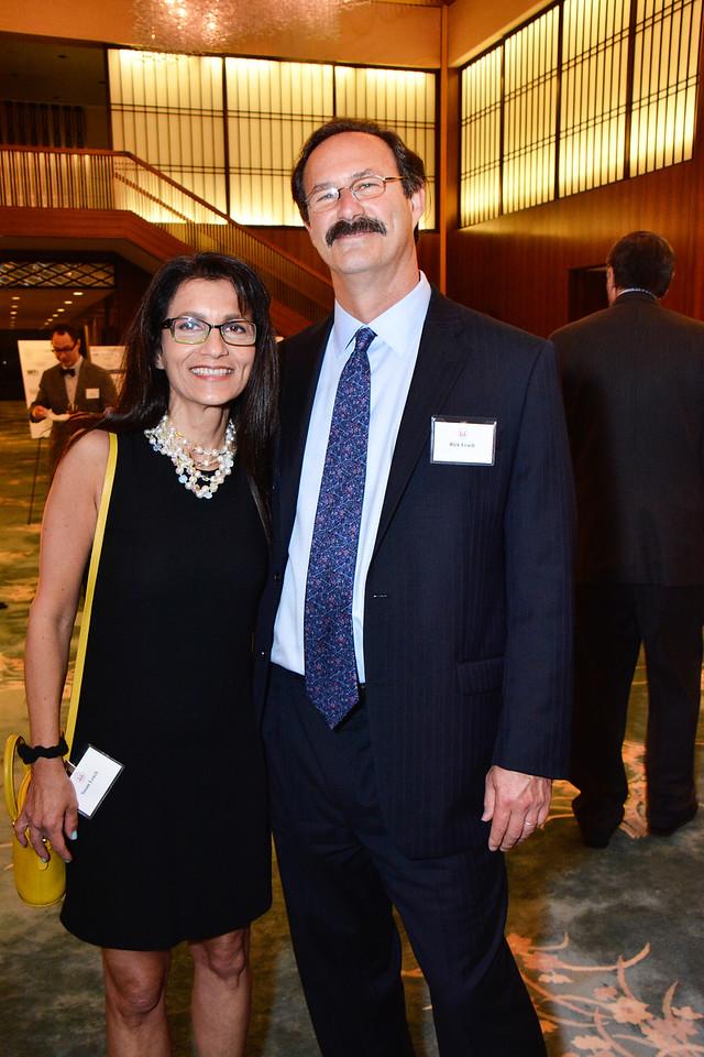 Susan Leach; Rick Leach